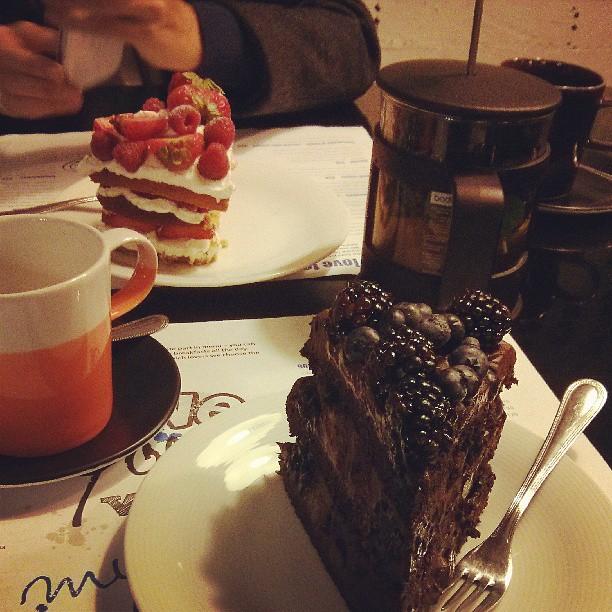 I Love Cake Moscou