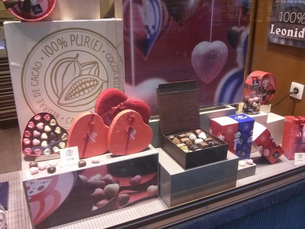 Chcolate belga