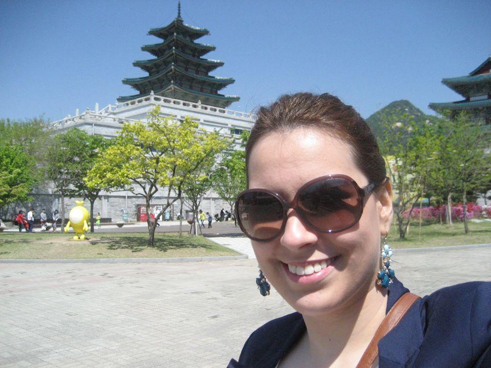 Zebruninha em Seoul