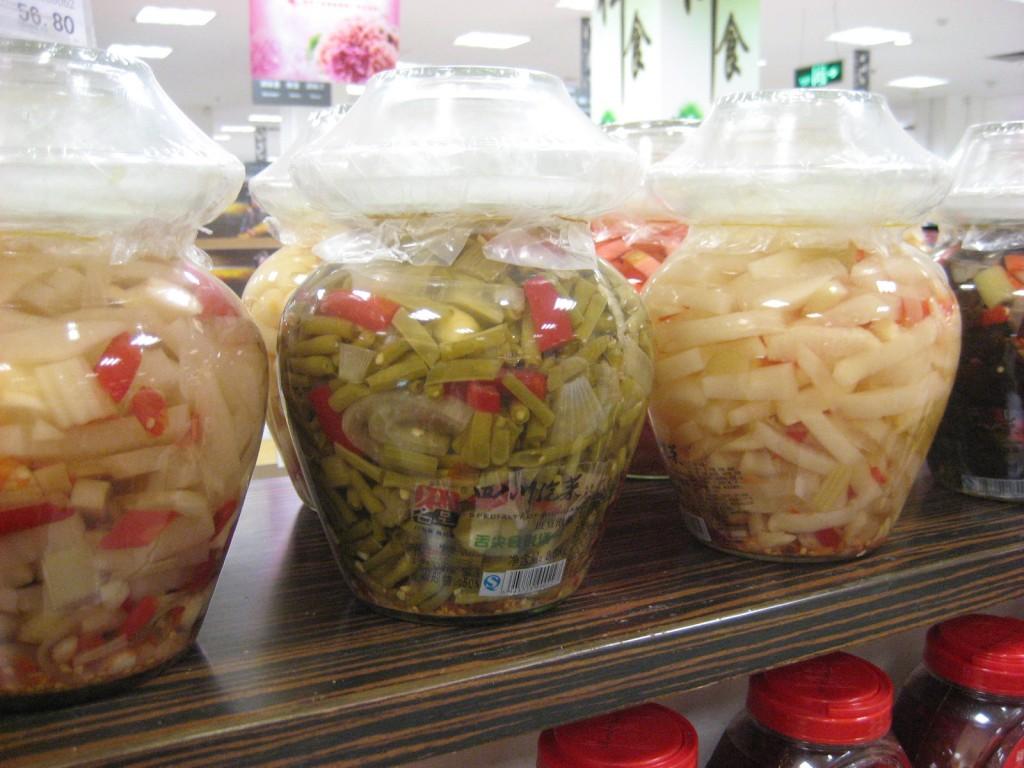 Supermercado chinês